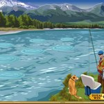 Alaskan Fishing Fly Fishing Bonus