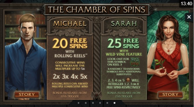 The Chamber of Spins