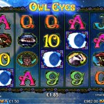 Owl Eyes Free Spins Trigger